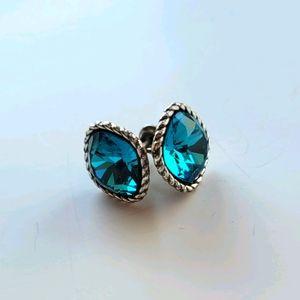 Brighton blue earrings